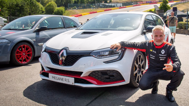 Behind the scenes of Renault Sport's record attempts with Thierry Landreau
