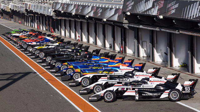 The Formula Renault Eurocup enters the eSport universe