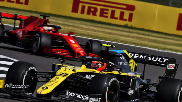 2020 Formula 1 Pirelli British Grand Prix, Sunday